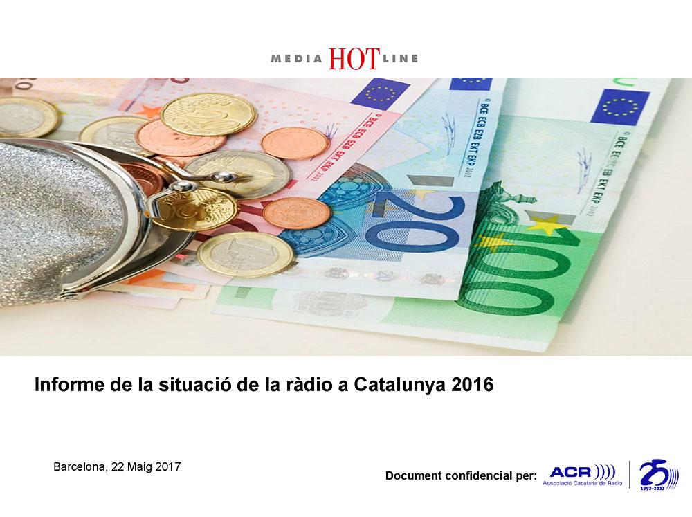 Informe de la situació de la ràdio a Catalunya
